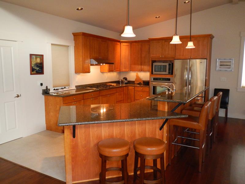 Custom homes simons custom homes providing custom home for Unique kitchen floor tile